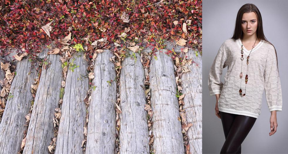 Осенняя коллекция трикотажа